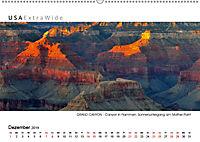 GRAND CANYON Panoramabilder (Wandkalender 2019 DIN A2 quer) - Produktdetailbild 12