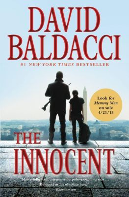Grand Central Publishing: The Innocent, David Baldacci