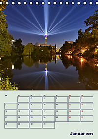 Grand Départ - Debüt in Düsseldorf (Tischkalender 2019 DIN A5 hoch) - Produktdetailbild 1