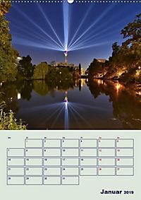 Grand Départ - Debüt in Düsseldorf (Wandkalender 2019 DIN A2 hoch) - Produktdetailbild 1