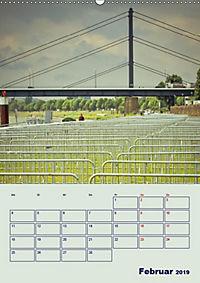 Grand Départ - Debüt in Düsseldorf (Wandkalender 2019 DIN A2 hoch) - Produktdetailbild 2