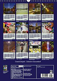 Grand Départ - Debüt in Düsseldorf (Wandkalender 2019 DIN A3 hoch) - Produktdetailbild 13