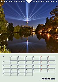 Grand Départ - Debüt in Düsseldorf (Wandkalender 2019 DIN A4 hoch) - Produktdetailbild 1