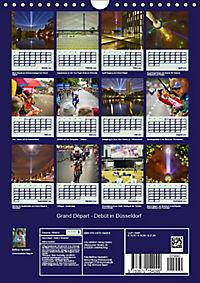 Grand Départ - Debüt in Düsseldorf (Wandkalender 2019 DIN A4 hoch) - Produktdetailbild 13