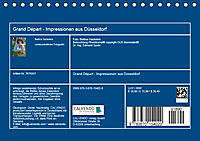 Grand Départ - Impressionen aus Düsseldorf (Tischkalender 2019 DIN A5 quer) - Produktdetailbild 13