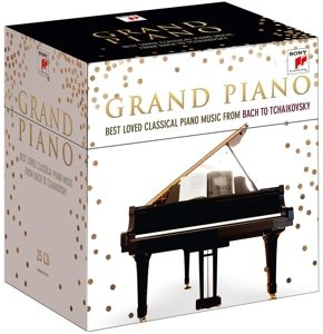 Grand Piano: Best Loved Classical Piano Music, Various