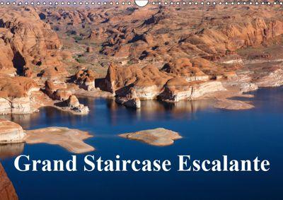 Grand Staircase Escalante (Wall Calendar 2019 DIN A3 Landscape), Giuseppe Lupo