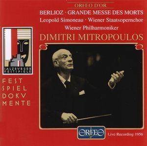 Grande Messe Des Morts Op.5, Simoneau, Mitropoulos, Wp