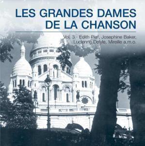 Grandes Dames De La Chansons 3, Diverse Interpreten