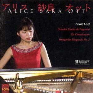 Grandes Etudes De Paganini/+Co, Alice Sara Ott