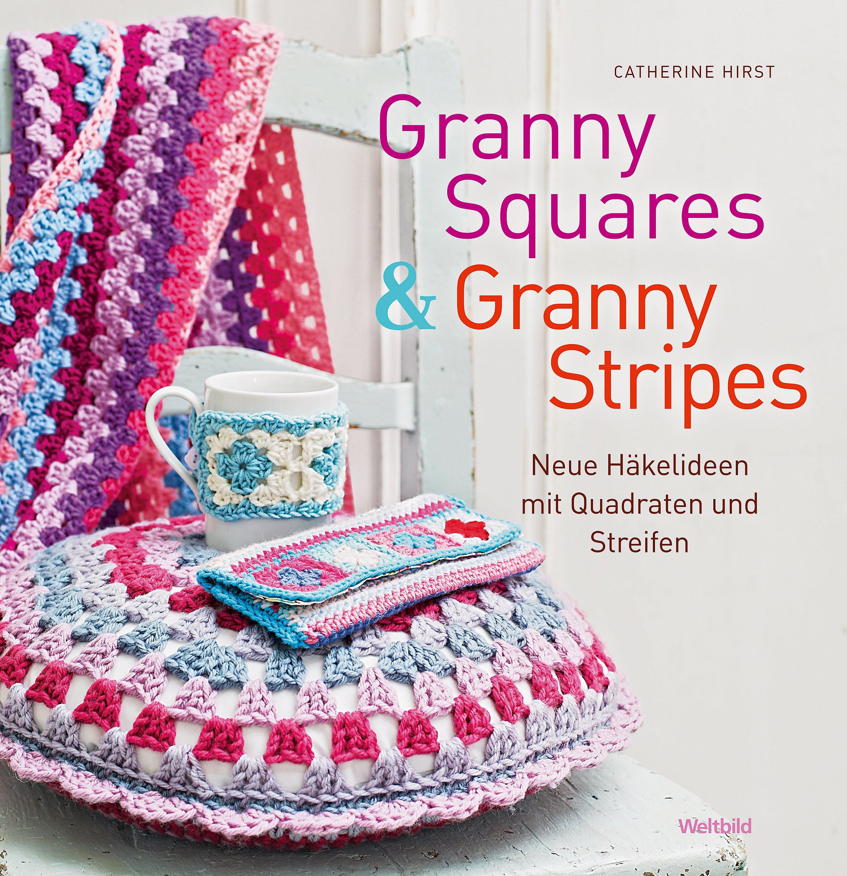 Granny Squares Granny Stripes Weltbild Ausgabe Bestellen