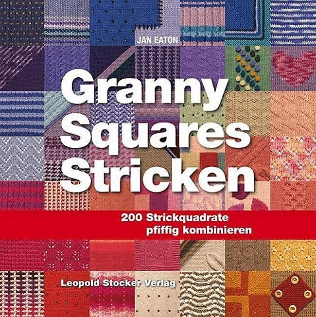 Granny Squares Stricken Buch von Jan Eaton portofrei - Weltbild.de