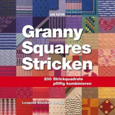 Granny Squares Stricken Buch Von Jan Eaton Portofrei Weltbildde