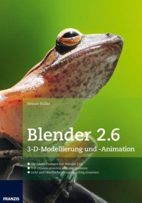 Graphik: Blender 2.6, Heiner Stiller