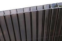 Grasekamp Hardtop Pavillon 3x3m mit Seitenteile  Doppelstegplatten Polycarbonat - Produktdetailbild 5