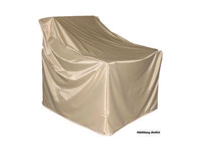 grasekamp h lle f r rattan garten hocker beige. Black Bedroom Furniture Sets. Home Design Ideas