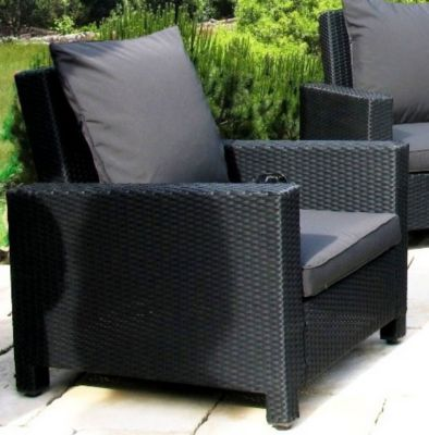 grasekamp rattan lounge garten sessel bestellen. Black Bedroom Furniture Sets. Home Design Ideas