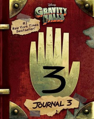 Gravity Falls - Journal 3, Alex Hirsch, Rob Renzetti
