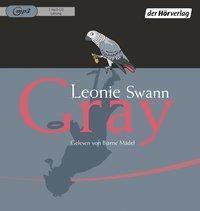 Gray, 1 MP3-CD, Leonie Swann