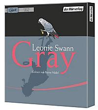 Gray, 1 MP3-CD - Produktdetailbild 1