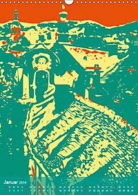 GRAZ POP ART (Wandkalender 2019 DIN A3 hoch) - Produktdetailbild 1