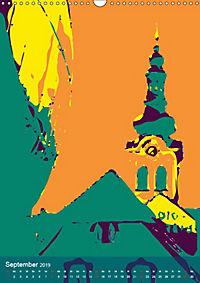 GRAZ POP ART (Wandkalender 2019 DIN A3 hoch) - Produktdetailbild 9