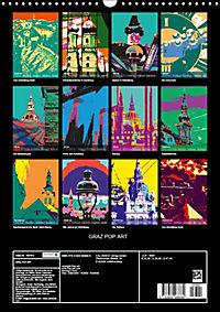 GRAZ POP ART (Wandkalender 2019 DIN A3 hoch) - Produktdetailbild 13