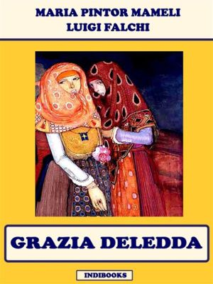 Grazia Deledda, Carlo Mulas, Luigi Falchi, Maria Pintor Mameli