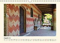 Grazzano Visconti (Wall Calendar 2019 DIN A4 Landscape) - Produktdetailbild 8