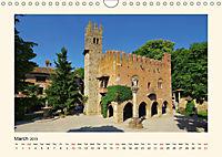 Grazzano Visconti (Wall Calendar 2019 DIN A4 Landscape) - Produktdetailbild 3