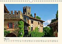 Grazzano Visconti (Wall Calendar 2019 DIN A4 Landscape) - Produktdetailbild 5