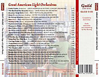 Great American Light Orchestra - Produktdetailbild 1