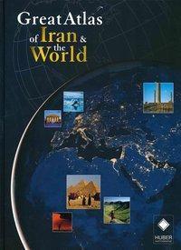 Great Atlas of Iran & the World, Glenn Riedel