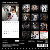 Great character dogs (Wall Calendar 2019 300 × 300 mm Square) - Produktdetailbild 13