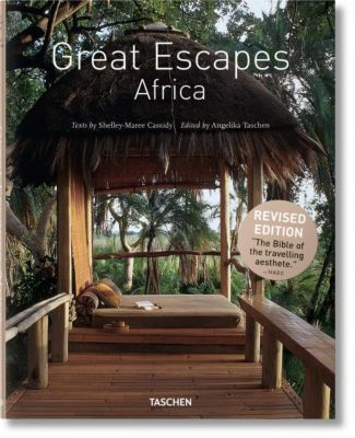 Great Escapes Africa, Shelley-Maree Cassidy