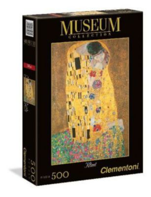 Great Museum Klimt: Der Kuss (Puzzle)