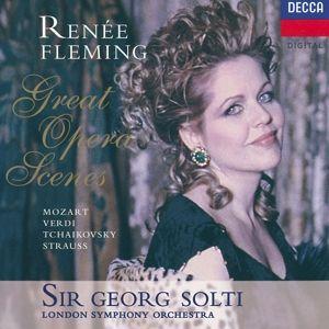 Great Opera Scenes, Renee Fleming, Georg Solti, Lso
