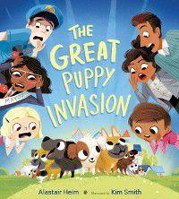 Great Puppy Invasion, Alastair Heim