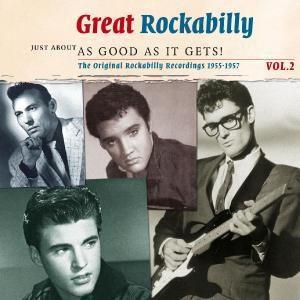 Great Rockabilly Vol. 2, Diverse Interpreten