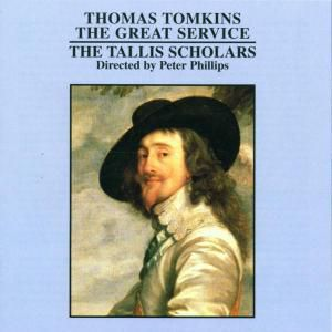 Great Service Anthems, The Tallis Scholars, Peter Phillips