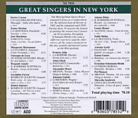 Great Singers In New York - Produktdetailbild 1