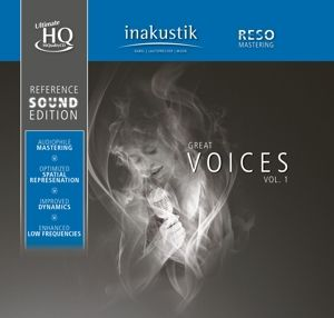 Great Voices (U-HQCD), Reference Sound Edition