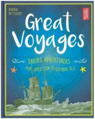 Great Voyages, Deborah Patterson