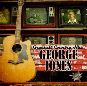 GREATEST COUNTRY HITS, George Jones