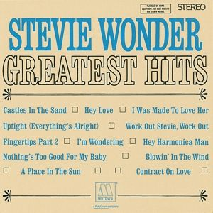 Greatest Hits, Stevie Wonder