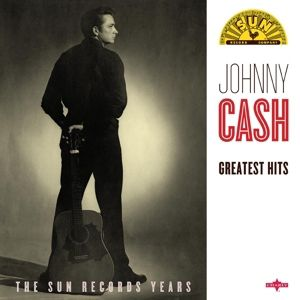 GREATEST HITS, Johnny Cash