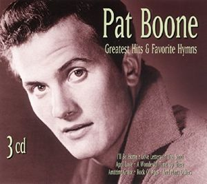 Greatest Hits & Favorite Hymns, Pat Boone