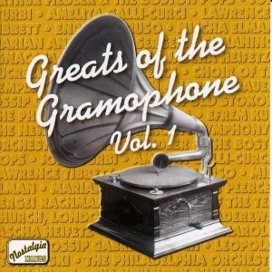 Greats of the Gramophone Vol. 1, Diverse Interpreten