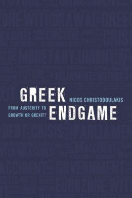 Greek Endgame, Nicos Christodoulakis