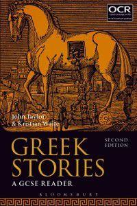 Greek Stories, John Taylor, Kristian Waite